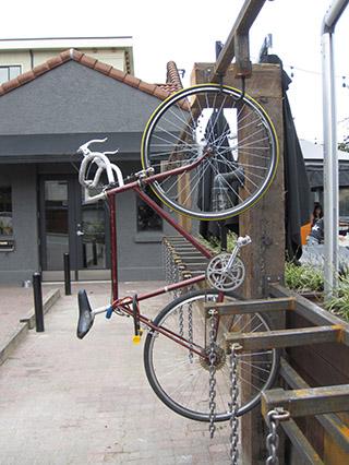 local kits bike rack