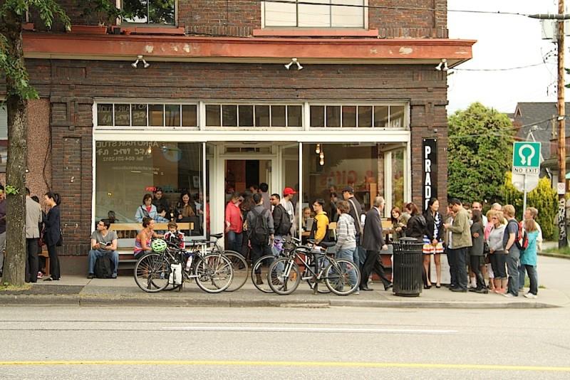 Prado Cafe Vancouver