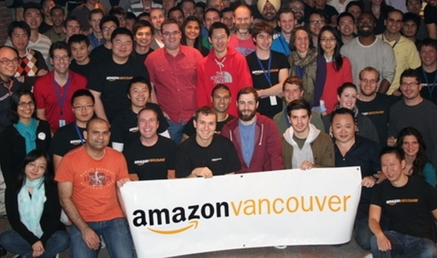 Image: Amazon Vancouver Archives