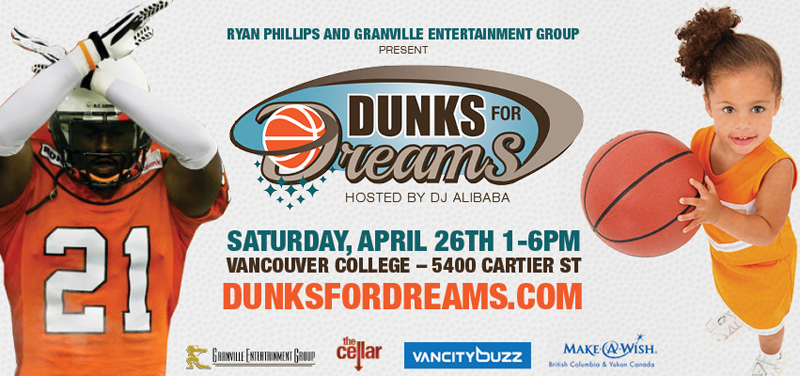 dunks for dreams