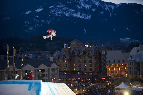 World Ski and Snowboard Festival - The Grand Opening - Mike Crane Photography