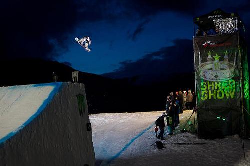 Whistler World Ski & Snowboard Festival Monster Energy Shred Show