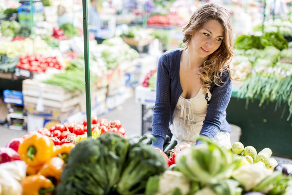 Farmers Markets / Shutterstock
