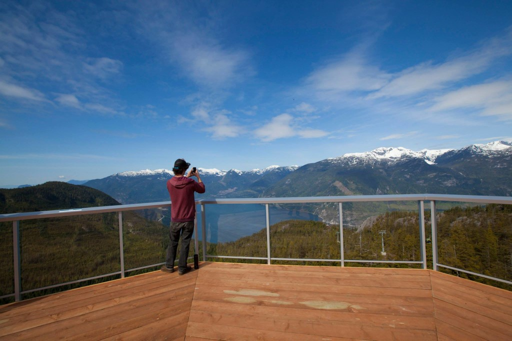 Sea to Sky Gondola Squamish