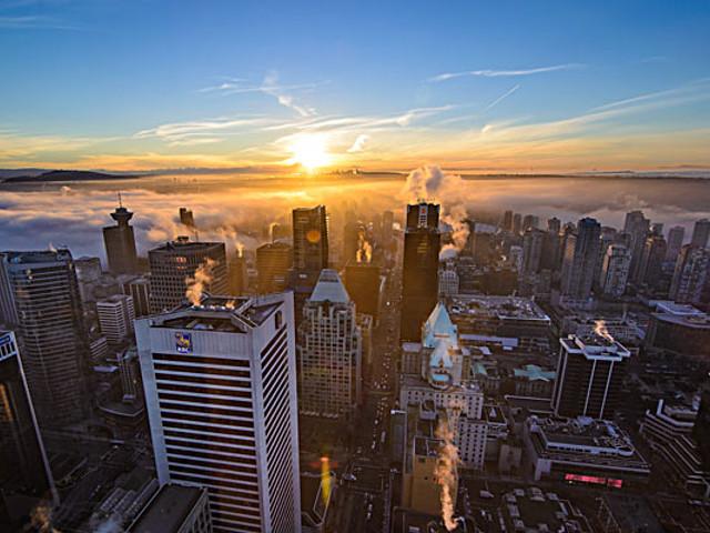 Shangri-la Vancouver Penthouse