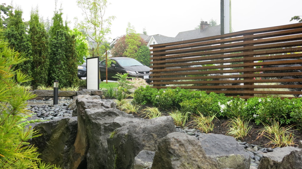 Image: Xeriscape Swicks Landscaping signifies high quality of workmanship and ecofriendly methods.