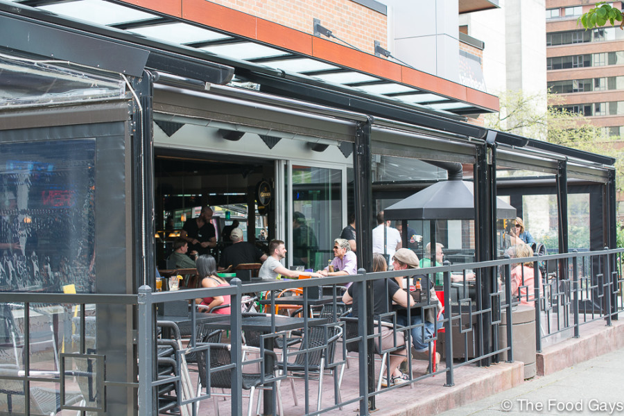 The Fountainhead Pub - Best West End Patios 2014