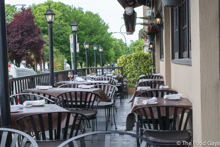 Raincity Grill - Best West End Patios 2014