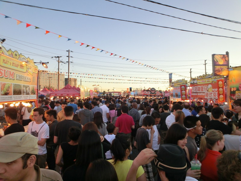Image: Richmond Night Market