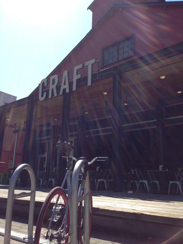 Craft Beer Patio