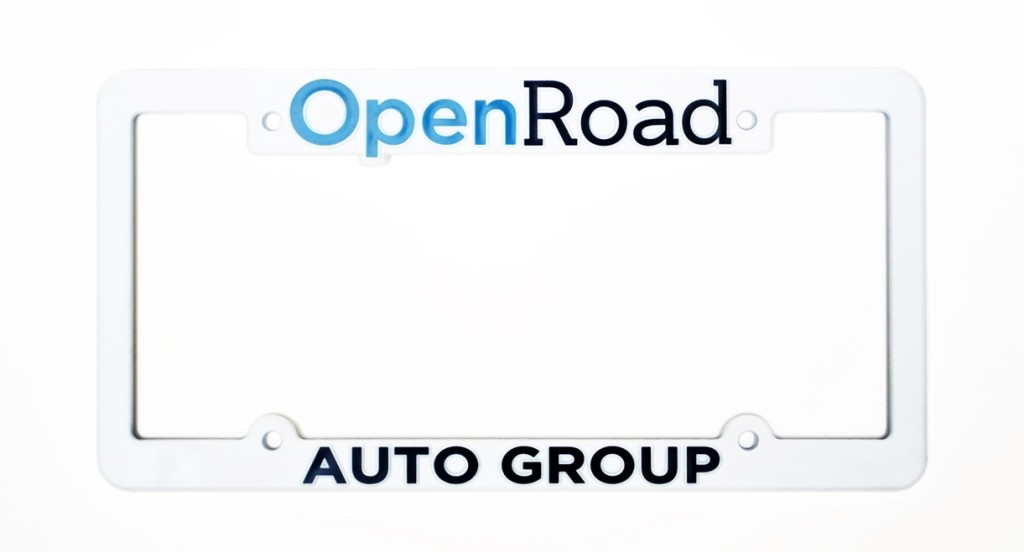 openroad-licence-plate