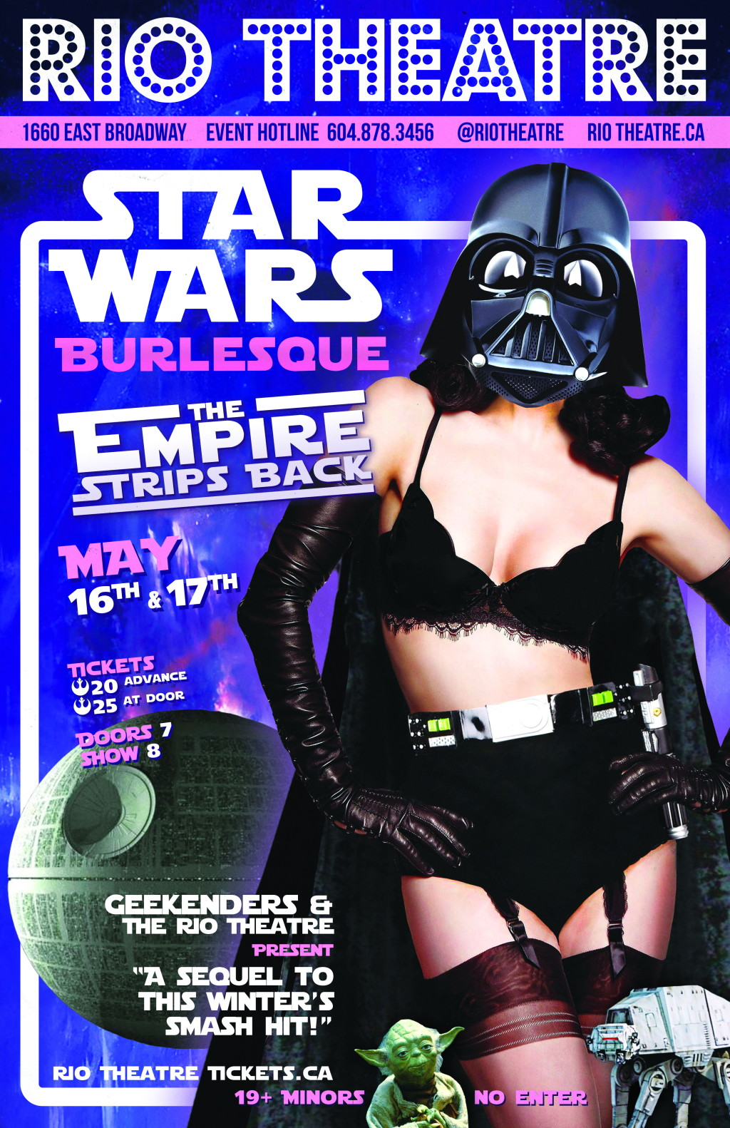 Empire encore