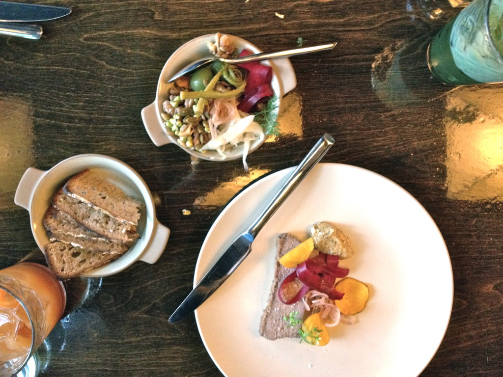 Exile Bistro: Vancouver's new plant-forward restaurant