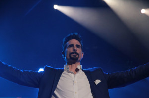 Kevin Richardson at Rogers Arena Credit: Can Bucan