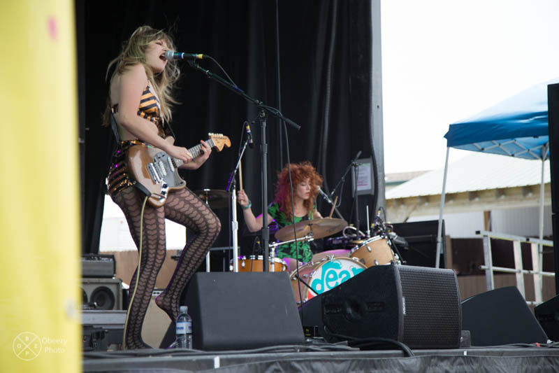 Deap Valley on the Yeti stage at Sasquatch 2014