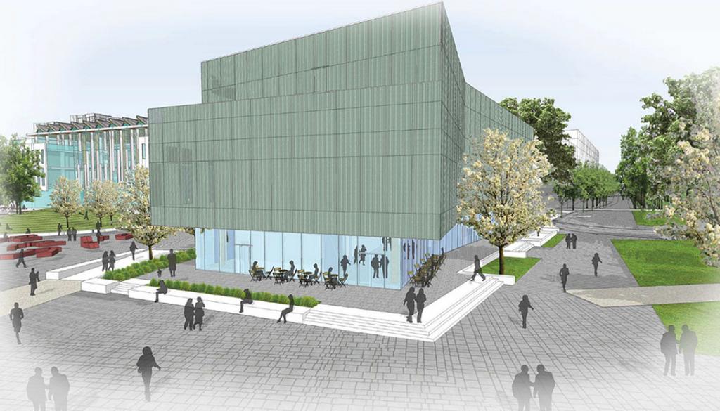 UBC Robert H. Lee Alumni Centre