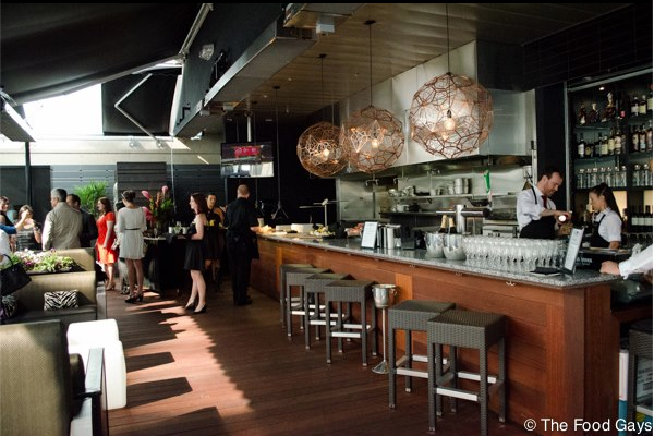 The Roof at Black & Blue - Best West End Patios 2014