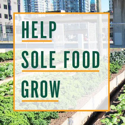 Support Sole Food Farm's Indigogo campaign to help them grow