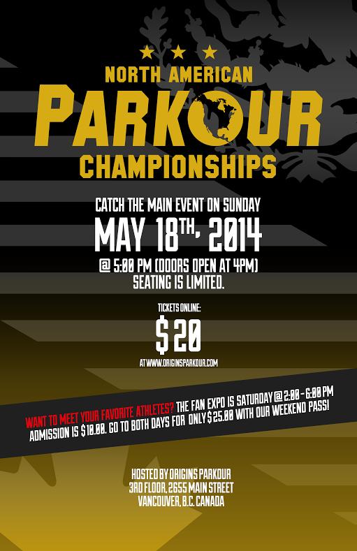 Vancouver Parkour Championships