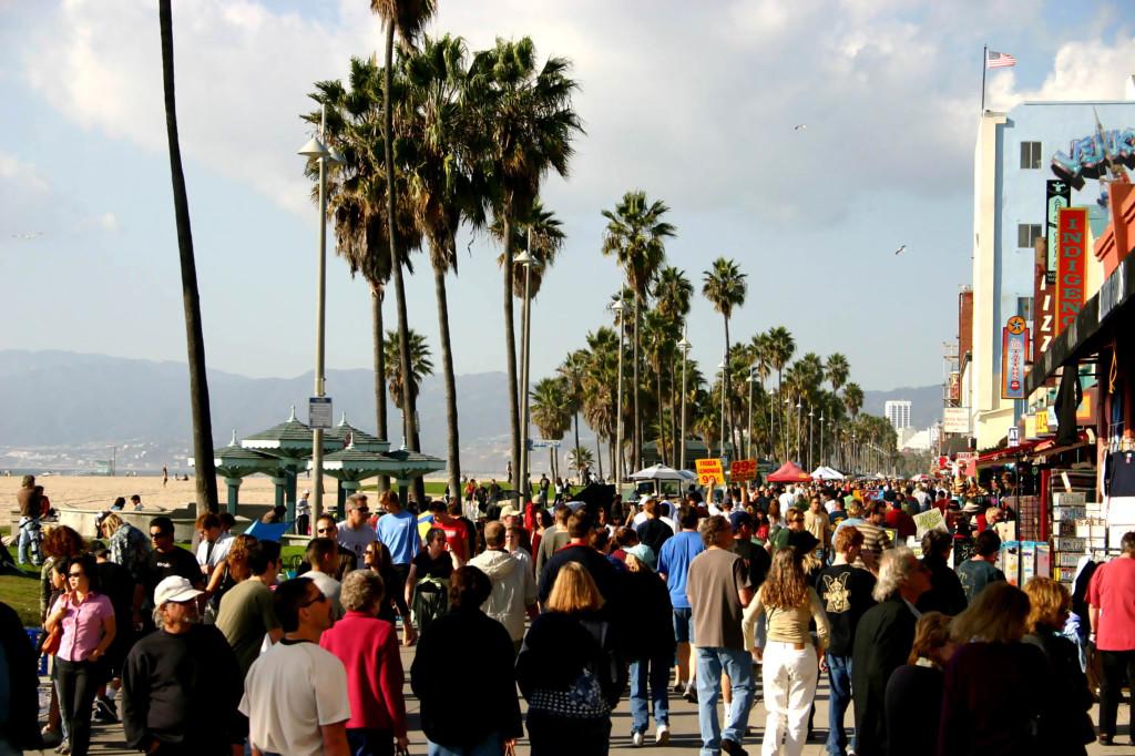 "Image: Discover Los Angeles/John Paul ""Boomer"" Iacoangelo"