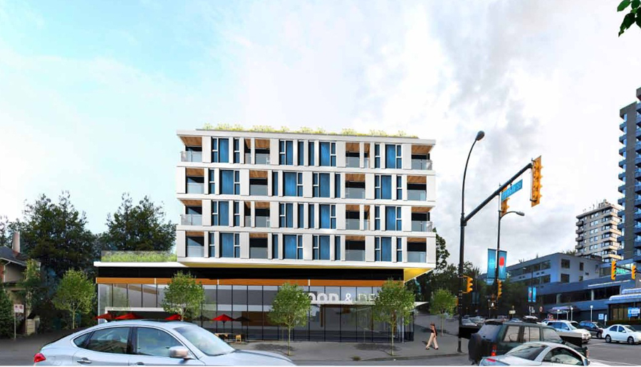 Image: City of Vancouver Rezoning Centre