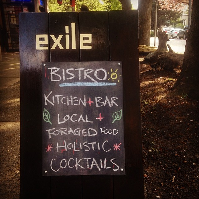 Exile Bistro: Vancouver's new must try plant-forward restaurant