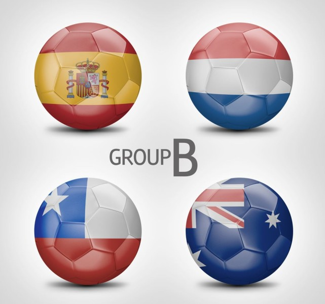group B world cup