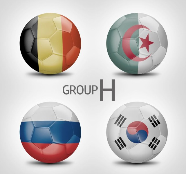 group H world cup