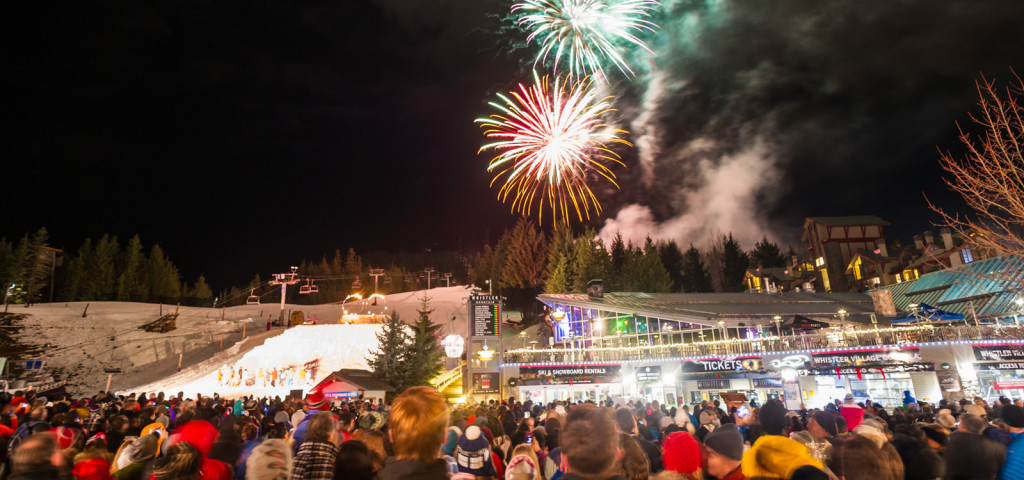 Whistler's best skiers and riders hit a big air jump through a blazing ring of fire every Sunday night and Special Added Dates!