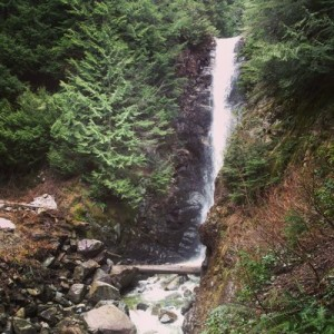 Norvan Falls in Lynn Headwaters Park. (Yelp)