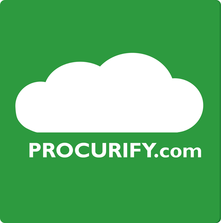 procurify dot com logo