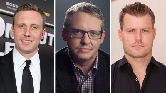 ruben_fleischer, adam_mckay and rawson_thurber