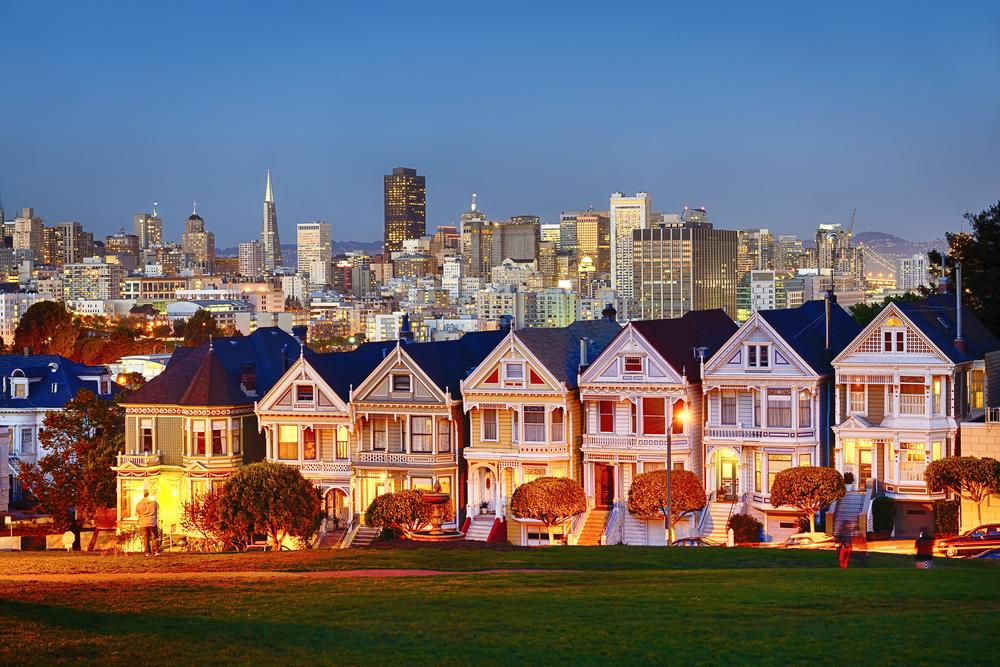 San Francisco / Shutterstock