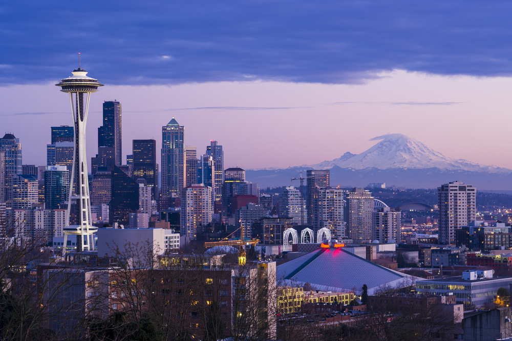 Seattle / Shutterstock