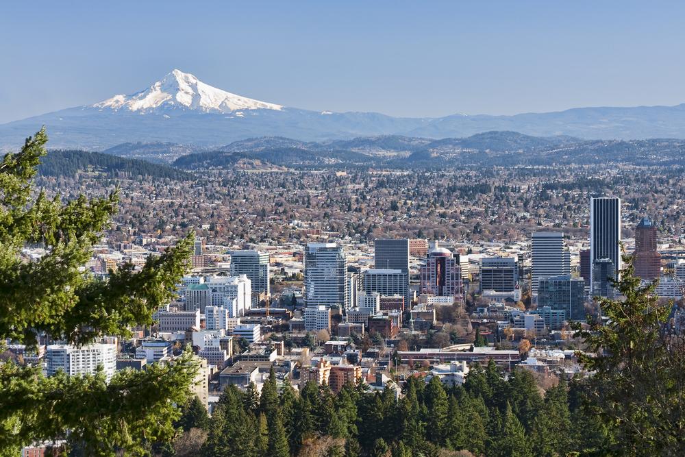 Portland / Shutterstock