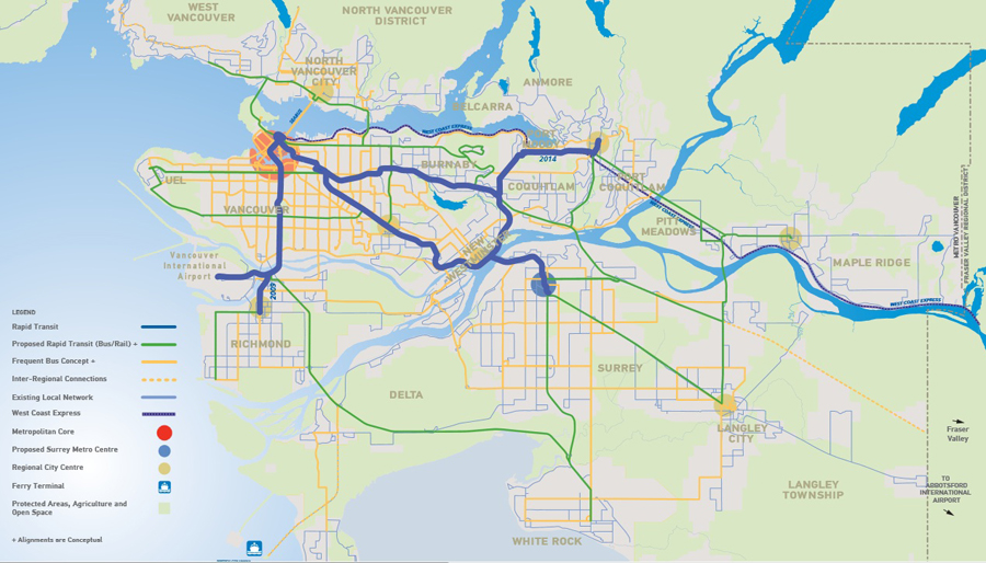 Image: Translink Transit-Oriented-Communities
