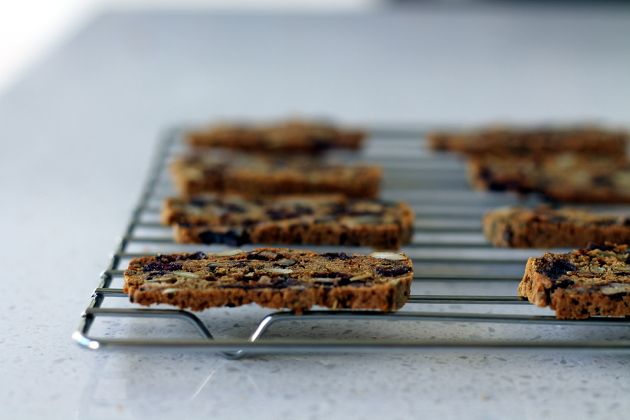 Wheat-Free Dairy-Free Rosemary Cranberry Crisp Crackers