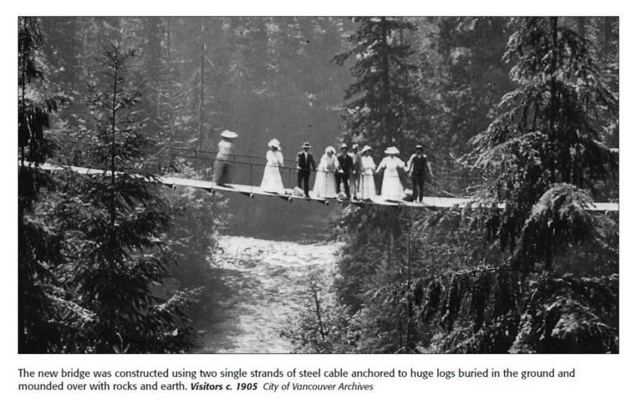 Image: Capilano Suspension Bridge Park