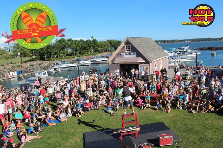 #4 - PEI BUSKER FEST - PHOTO