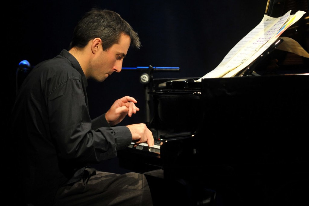 Alexander Hawkins Trio @ Kings Place Festival 2012 (15)
