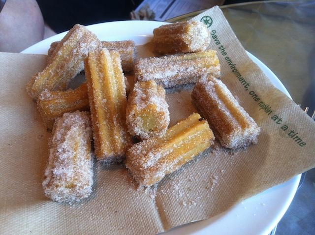 A Taste of Torta - Las Tortas