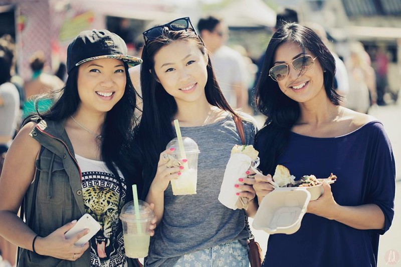 Food Cart Festival Vancouver 2014