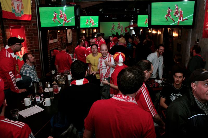 GSport Bar