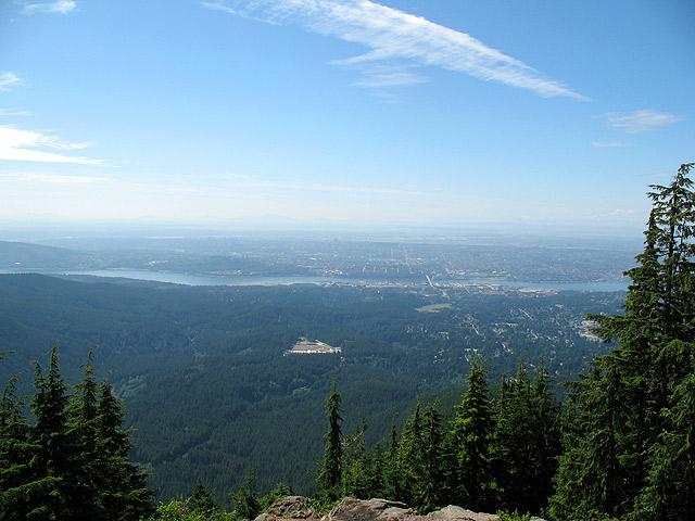 lynn peak north vancouver