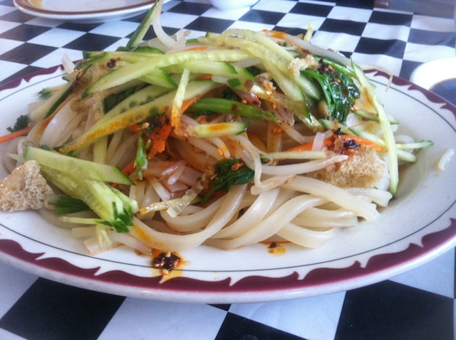 A Taste of Xi'an - Sunny Spot Cafe