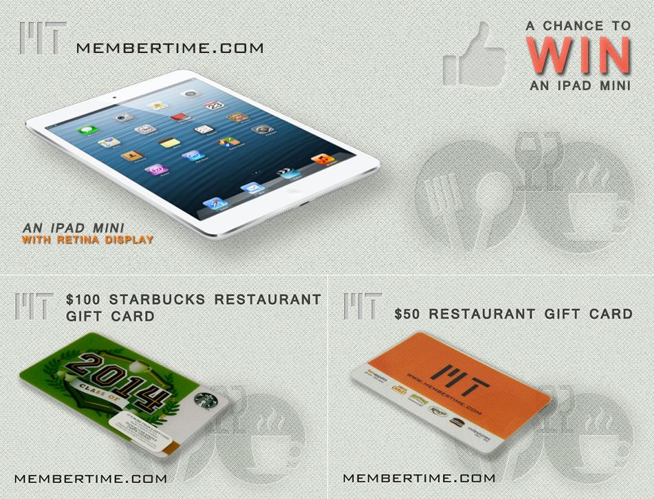 MemberTime facebook contest