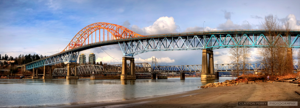 Patullo Bridge Clayton Perry