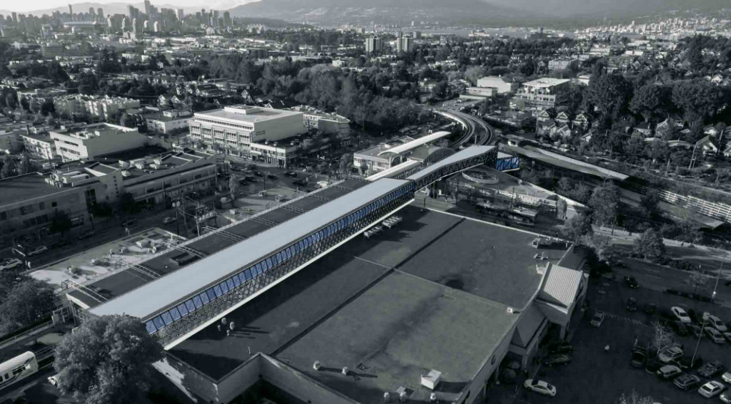 Commercial-Broadway SkyTrain station