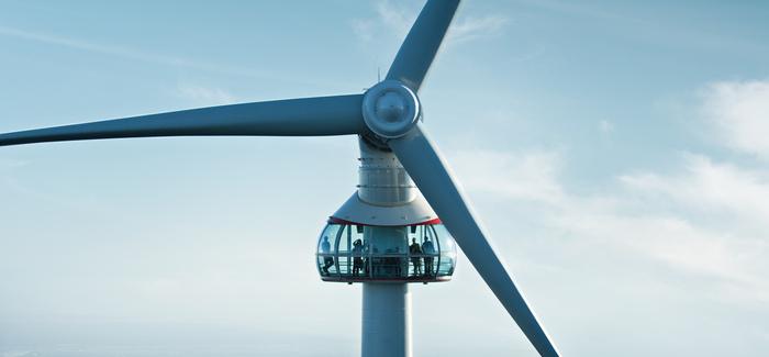 grouse mountain wind turbine