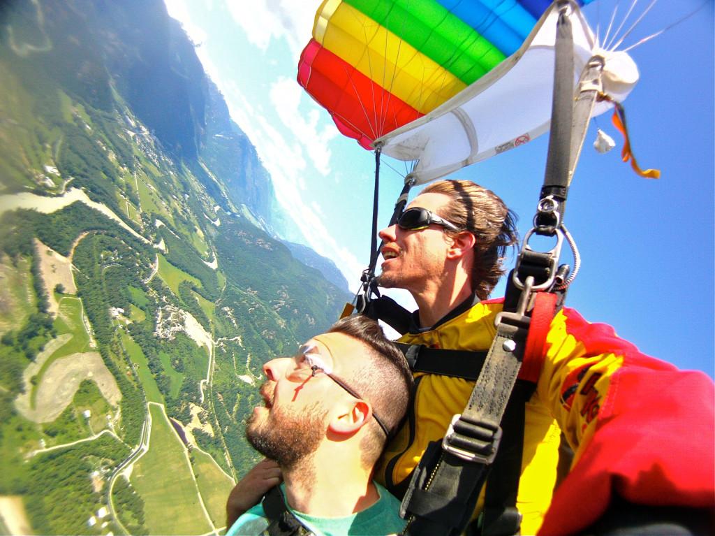 Whistler Skydiving 3